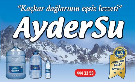 Ayder Su Eryaman