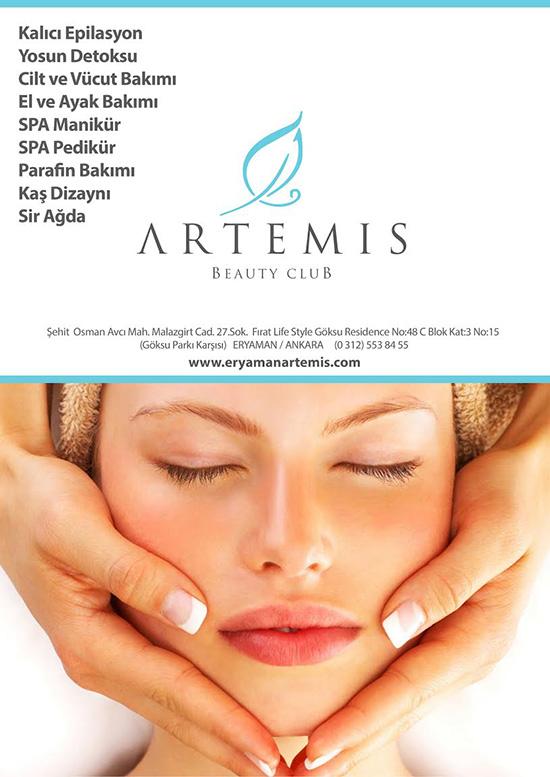 Artemis Güzellik Merkezi