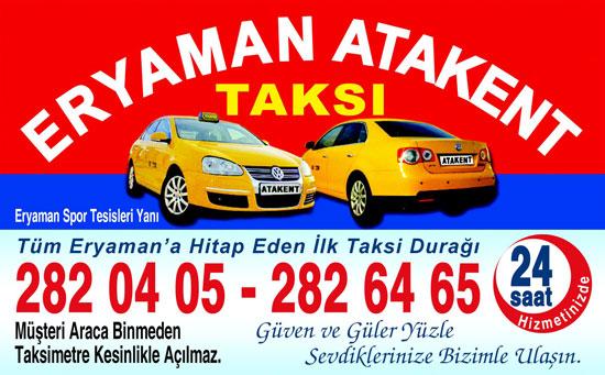 Eryaman Atakent Taksi