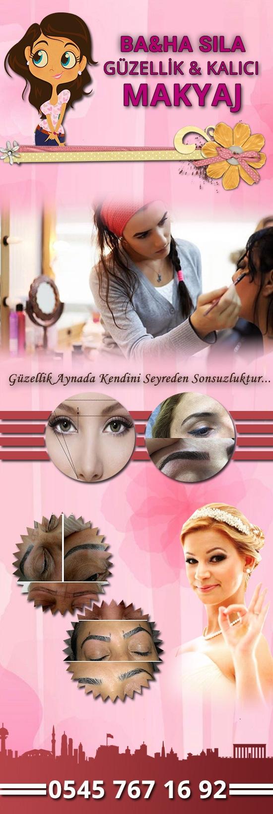 Baha Sıla Ceylan Güzellik Merkezi Eryaman / Ankara