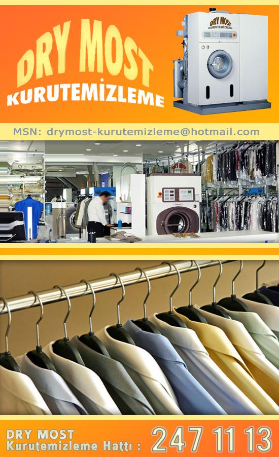 Dry Most Kurutemizleme