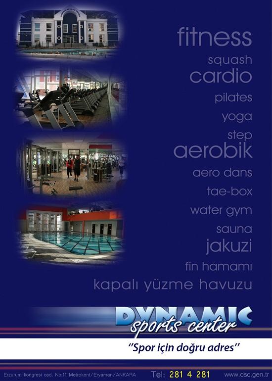 Dynamıc Sports Center