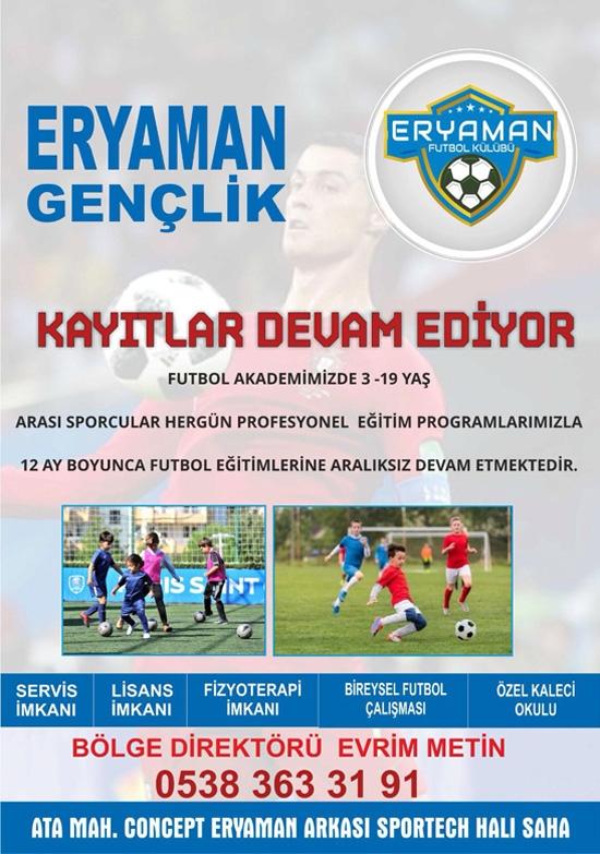 Eryaman Gençlik Spor Kulübü