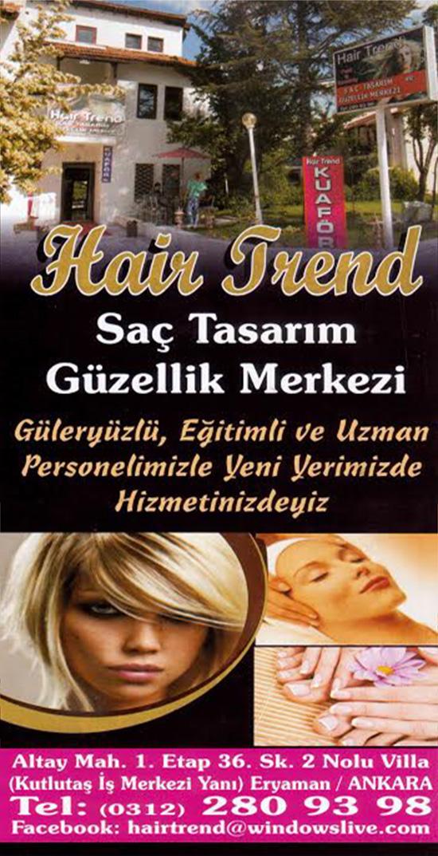 Hair Trend Eryaman