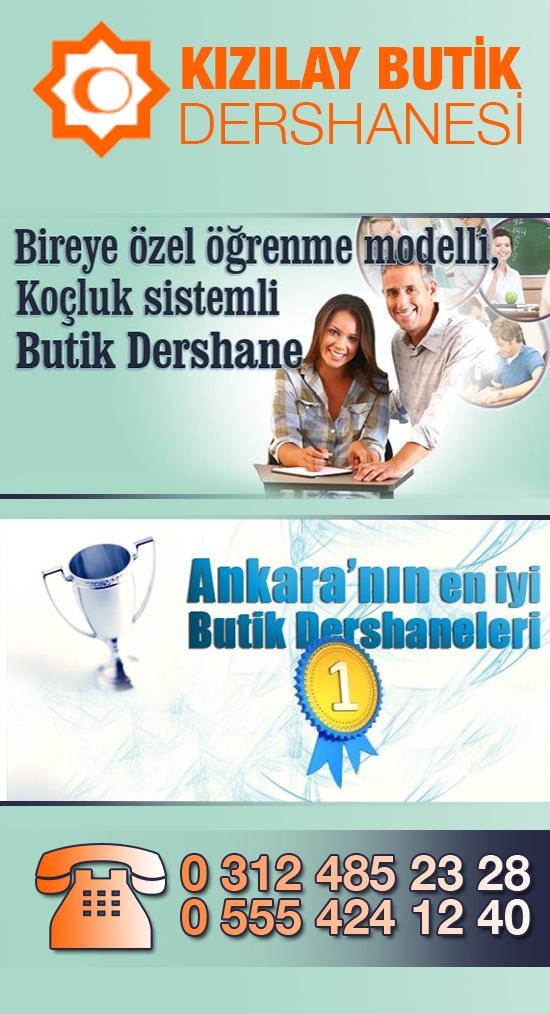 Kızılay Butik Dersanesi
