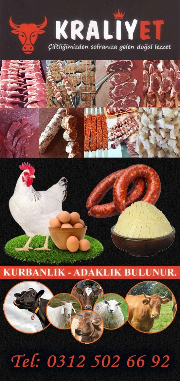 KraliyET Kasap Tavuk Doğal Ürünler