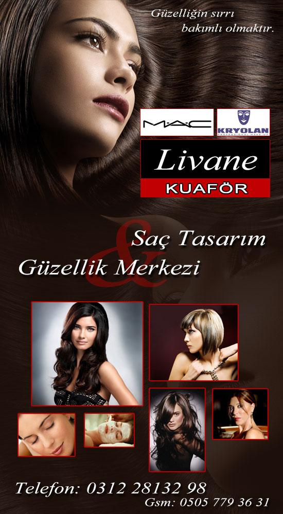 Livane Kuaför & Güzellik Merkezi