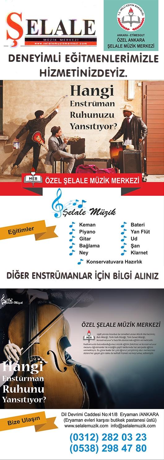 Şelale Müzik Merkezi